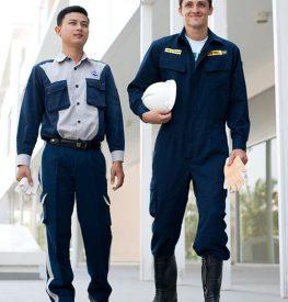 Đồng phục công nhân – GOS 17