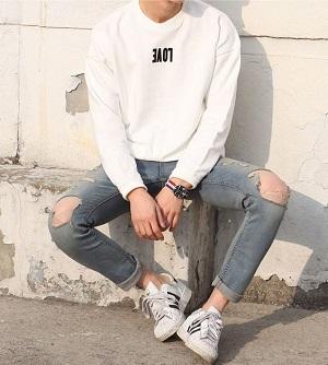 3 cách mặc màu trắng mới mẻ dành cho chàng trai lịch lãm