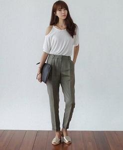 Đùi thon hay to không quan trọng, chọn đúng kiểu quần là dáng đẹp ngay